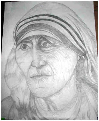 Pencil-Sketch-IP-MotherTeresa1