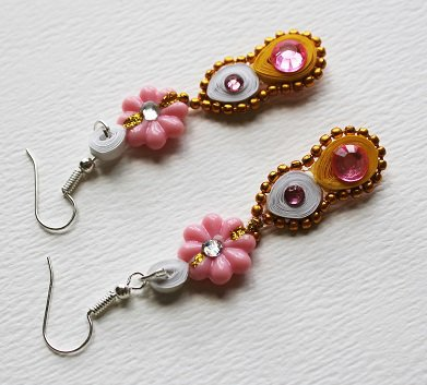 Quilling Earrings - 10