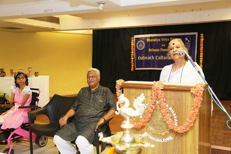 Inauguration - Chief Guest speech by Dr. Vijiya